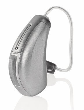 Muse IQ 1600 hearing aid